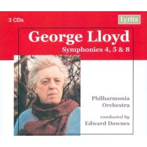 Symphonies 4,5 and 8