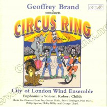 Circus Ring- Geoffrey Brand - Forest of Arden