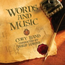 Words and Music - The Cory Band